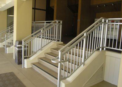 Canada College Stair Handrail