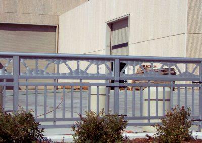 Cox Center, Oklahoma City Gates and Custom Fabrication