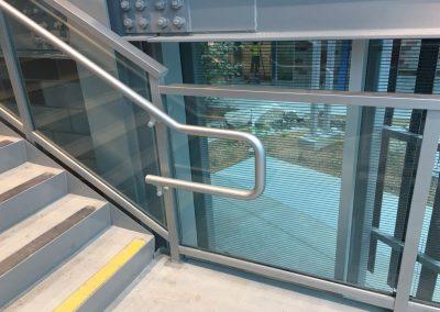 GRIP Pico Rivera CA Stair Handrail