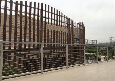 GRIP project Pico Rivera CA Cable Railing