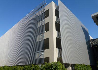 Irvine Parking Structure Architectural Metal Work