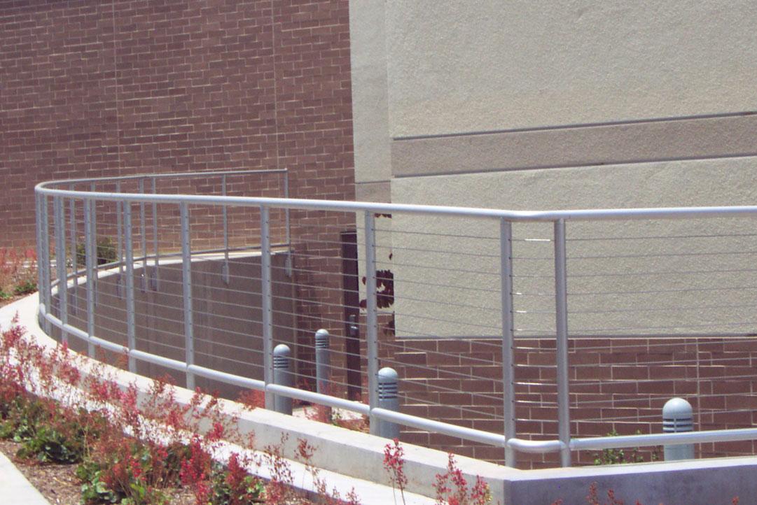 La Sierra University Cable Railing