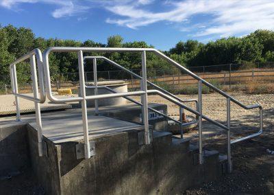 MWD Project Multi-Line Railing