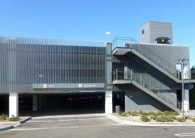 Newport Beach City Hall Architectural Metal Work