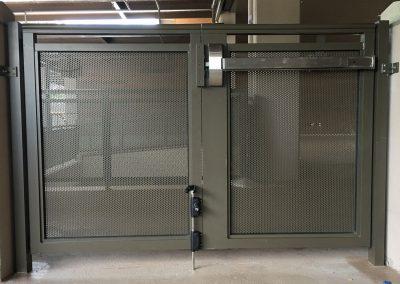 Punahou School HI Gates and Custom Fabrications