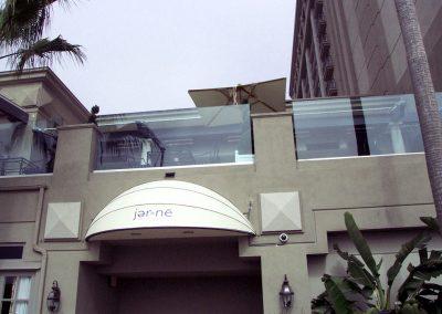 Ritz Carlton MDR Glass Railing