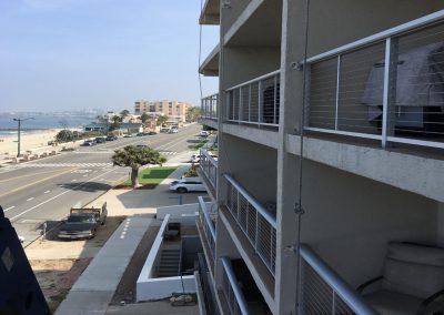 Shorebreak Huntington Beach Resort Cable Railing
