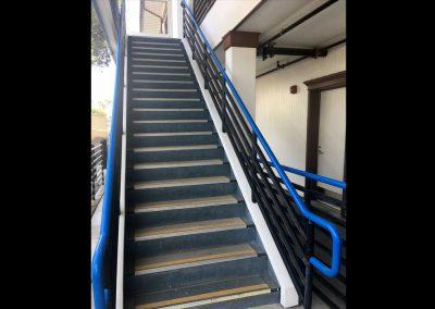 Stair Multi-Line Railing