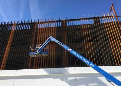 UC Irvine Architectural Metal Work
