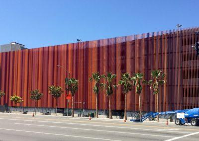 Uptown Orange Architectural Metal Work