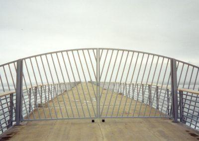 Hermosa Pier Gate and Custom Fabrications